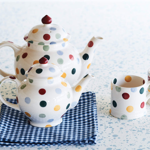 Polka Dot Small Mug