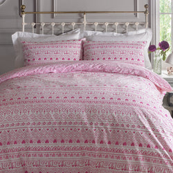 Sampler King Duvet Set