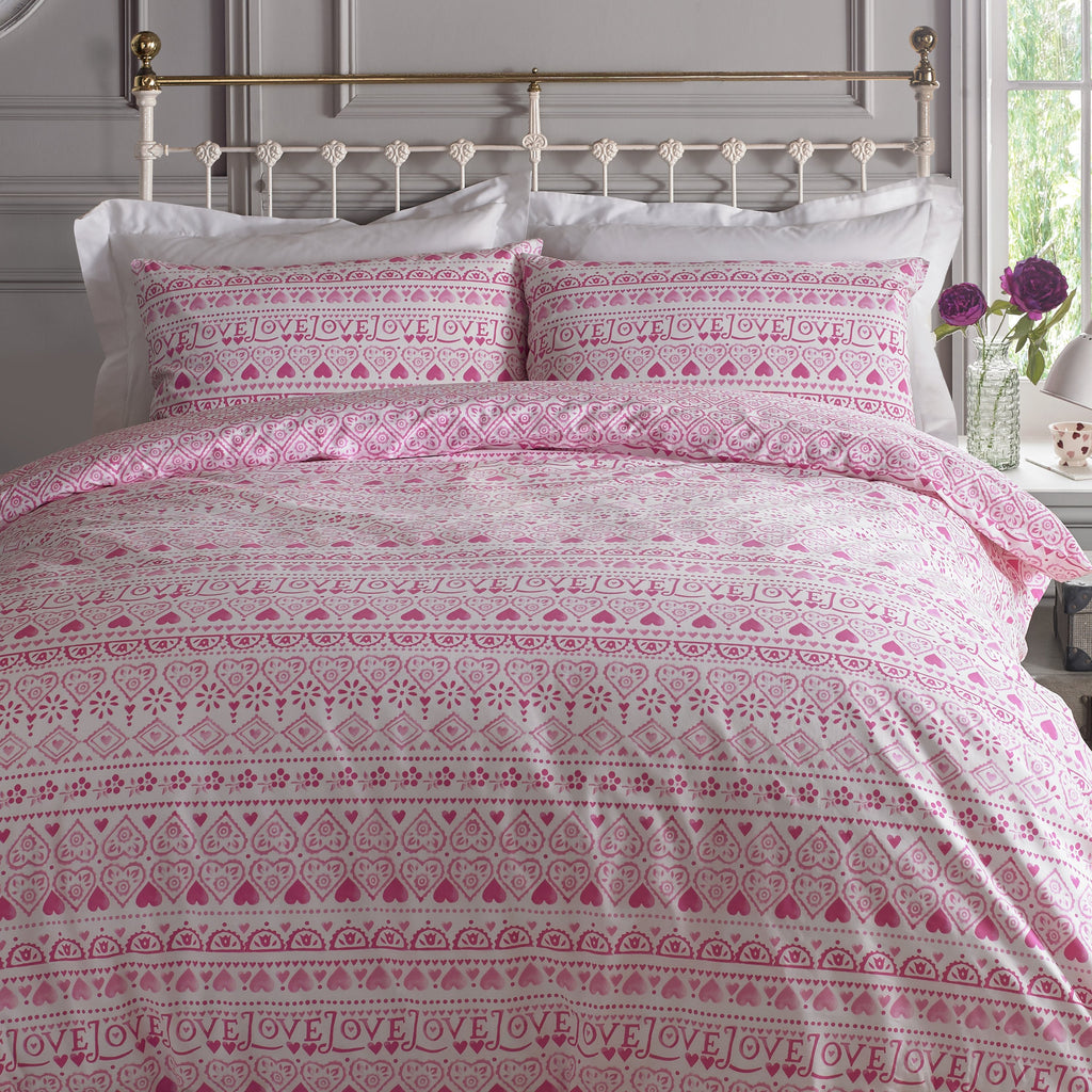 Sampler Super King Duvet Set