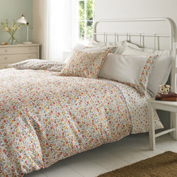Spring Floral Single Duvet Set