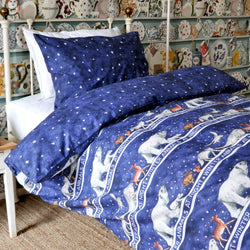 Winter Animals Single Duvet Set