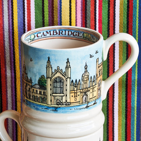 Seconds Cambridge 1/2 Pint Mug