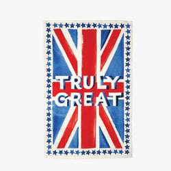 Union Jack Tea Towel - Truly Great