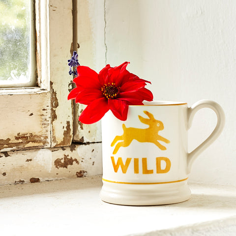 Wild Rabbit 1/2 Pint Mug