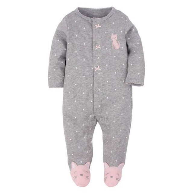 Winter Baby Pajamas & Sleepwear