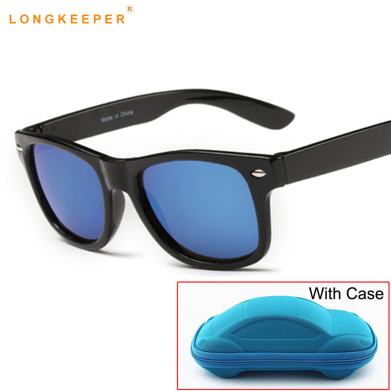 100%UV Protection Eyeglasses Sunglasses With Case
