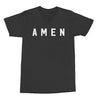 AMEN T - Black - NHiM Apparel