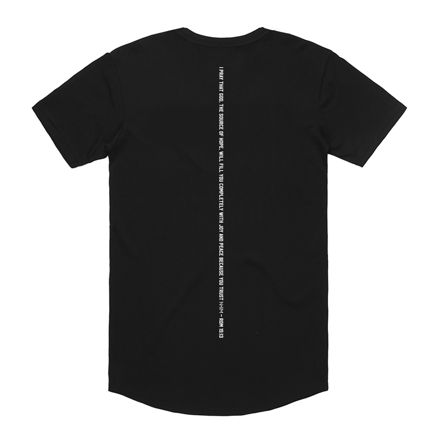 AMEN Curve T [Black] - NHiM Apparel