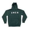 AMEN Hoodie [Alpine Green] - NHiM Apparel