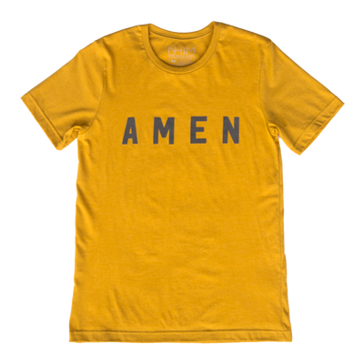 Amen T [Vintage Gold] - NHiM Apparel