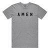 Amen T [Heather Grey] - NHiM Apparel