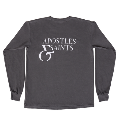 Apostles & Saints LS  [Smoke] - NHiM Apparel