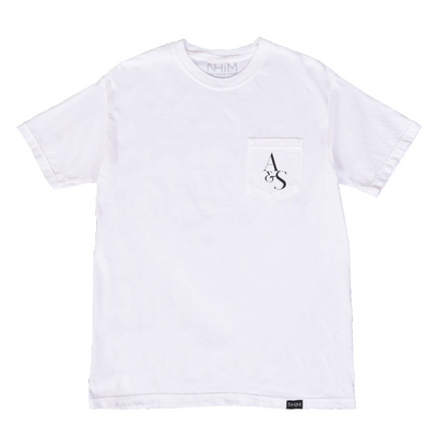 Apostles & Saints T  [White]