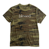 Blessed Tee [Camo] - NHiM Apparel