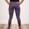 Strength NHiM Criss-Cross Legging - Deep Violet