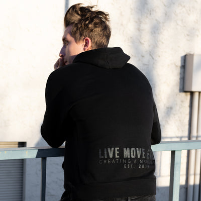 NHiM Original LME Hoodie - Black - NHiM Apparel