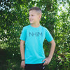 NHiM Kids Original - Tahiti Blue - NHiM Apparel