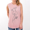 Kindness Tank [Rose Quartz] - NHiM Apparel