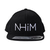 NHiM Flexfit Flatbill [BLACK] - NHiM Apparel