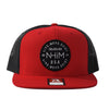 NHiM Colorado Patch Trucker [RED] - NHiM Apparel