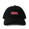 NHiM Originals Relaxed Baseball Hat [BLACK]