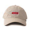 NHiM Originals Relaxed Baseball Hat [KHAKI]