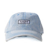 NHiM Originals Relaxed Baseball Hat [DENIM]