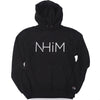 Champion x NHiM Hoodie [BLACK] - NHiM Apparel