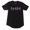 NHiM Curve T [BLACK] - NHiM Apparel