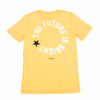 Future is bright T [Gold] - NHiM Apparel