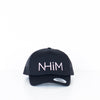 NHiM Foam Trucker Black - NHiM Apparel