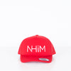 NHiM Foam Trucker Red - NHiM Apparel
