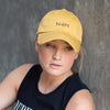 NHiM Dad Hat - Mustard - NHiM Apparel