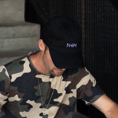 NHiM Dad Hat - Black - NHiM Apparel
