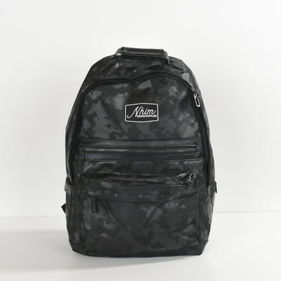 NHiM Sacred Supplies Backpack - Black Camo - NHiM Apparel