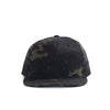 NHiM Snapback - Black Multi Camo - NHiM Apparel