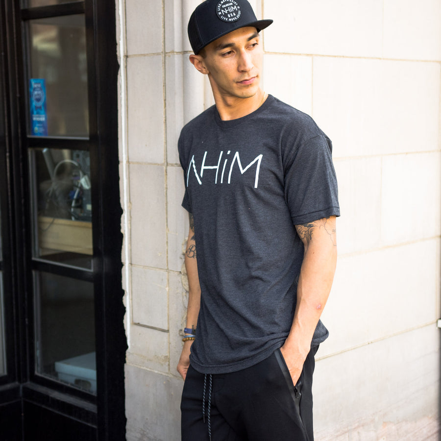 NHiM Original T [Tri Black] - NHiM Apparel