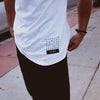Worthy Curve T [White] - NHiM Apparel