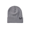 NHiM Knit Beanie - Light Grey - NHiM Apparel