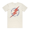 Raging Storms Tee [Natural] - NHiM Apparel