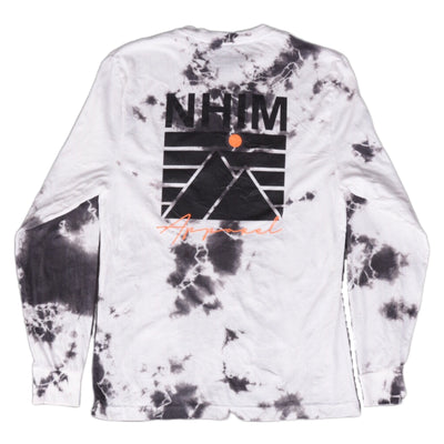 NHiM NATIVE LS [Black Tie Dye]