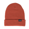 THERMAL BEANIE [RUST] - NHiM Apparel