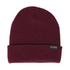 THERMAL BEANIE [WINE] - NHiM Apparel