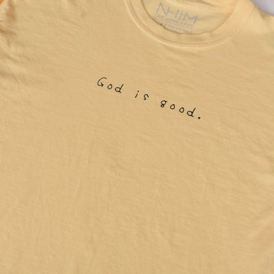 God is good LS [Sunshine] - NHiM Apparel