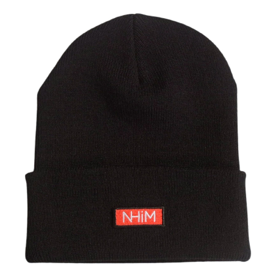 NHiM Icon Beanie [Black]