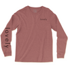 Lovely LS T [Mauve] - NHiM Apparel