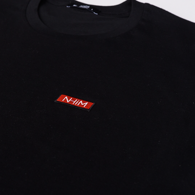 NHiM Church T [Black] - NHiM Apparel