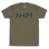 NHiM Original T - Olive/Navy - NHiM Apparel