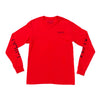 NHiM Original Sleeve Art Long Sleeve - Red - NHiM Apparel