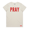 Pray Tee [Vanilla] - NHiM Apparel